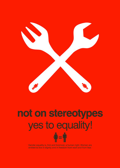 The Zyme : Gender Equality Gender Equality Posters